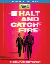 Halt and Catch Fire: Season One (Blu-ray Disc)