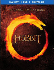 The Hobbit Trilogy (Blu-ray Disc)