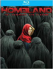 Homeland: Season Four (Blu-ray Disc)