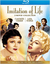 Imitation of Life (Double Feature Blu-ray)