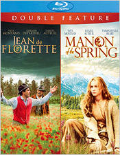 Jean de Florette/Manon of the Spring (Blu-ray Disc)