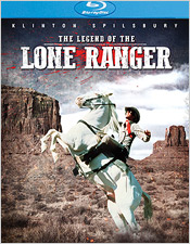 The Legend of the Lone Ranger (Blu-ray Disc)