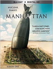 Manhattan: Season One (Blu-ray Disc)