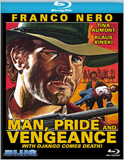Man, Pride and Vengeance (Blu-ray Disc)