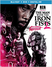 The Man with the Iron Fists 2 (Blu-ray Disc)