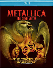 Metallica: Some Kind of Monster - 10th Anniversary Edition (Blu-ray Disc)