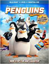 Penguins of Madagascar (Blu-ray Disc)