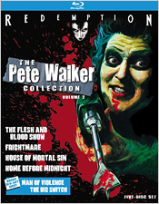 The Pete Walker Collection II (Blu-ray Disc)