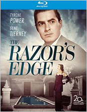The Razor's Edge (Blu-ray Disc)