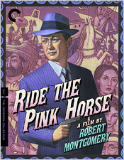 Ride the Pink Horse (Criterion Blu-ray Disc)
