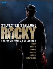 Rocky: The Undisputed Collection (Blu-ray Disc)