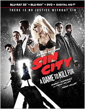 Sin City: A Dame to Kill For (Blu-ray Disc)