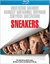 Sneakers (Best Buy exclusive Blu-ray)