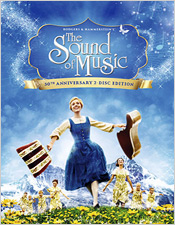 The Sound of Music: 50th Anniversary Edition (Blu-ray Disc)