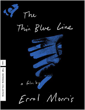 The Thin Blue Line (Criterion Blu-ray Disc)