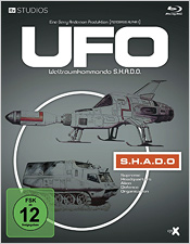 UFO (German Region B Blu-ray)