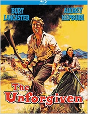 The Unforgiven (1960 - Blu-ray Disc)
