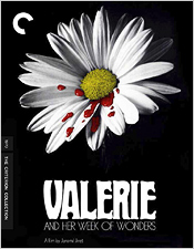 Valerie and Her Week of Wonders (Blu-ray Disc)