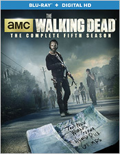 The Walking Dead: The Complete Fifth Season (Blu-ray Disc)
