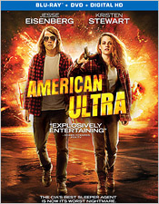 American Ultra (Blu-ray Disc)