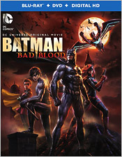 Batman: Bad Blood (Blu-ray Disc)