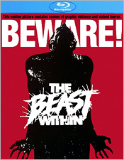 The Beast Within (Blu-ray Disc)