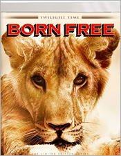 Born Free (Blu-ray Disc)