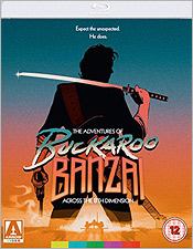 The Adventures of Buckaroo Banzai (Region B Blu-ray Disc)