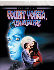 Count Yorga, Vampire (Blu-ray Disc)