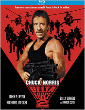 Delta Force 2 (Blu-ray Disc)