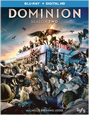 Dominion: Season Two (Blu-ray Disc)