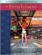 The Fifth Element: Cinema Series (Blu-ray Disc)