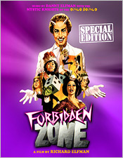 Forbidden Zone: Special Edition (Blu-ray Disc)
