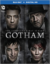Gotham: The Complete First Season (Blu-ray Disc)