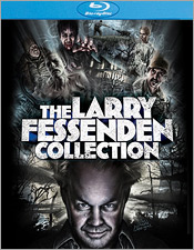 The Larry Fessenden Collection (Blu-ray Disc)