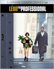 Léon: The Professional – Cinema Series (Blu-ray Disc)