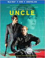 The Man from U.N.C.L.E. (Blu-ray Disc)