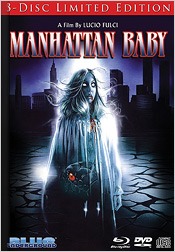 Manhattan Baby: Limited Edition (Blu-ray Disc)