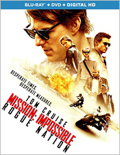 Mission: Impossible - Rogue Nation (Blu-ray Disc)