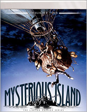 Mysterious Island (Encore Edition Blu-ray Disc)
