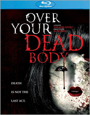Over Your Dead Body (Blu-ray Disc)