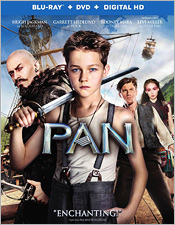 Pan (Blu-ray Disc)