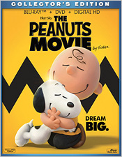 The Peanuts Movie (Blu-ray Disc)