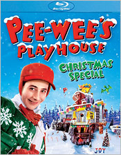 Pee-Wee's Playhouse: Christmas Special (Blu-ray Disc)