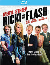 Ricki and the Flash (Blu-ray Disc)