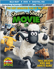 Shaun the Sheep Movie (Blu-ray Disc)
