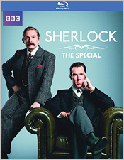 Sherlock: The 2015 Christmas Special (Blu-ray Disc)