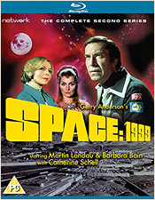 Space: 1999 - Series Two (REGION B - Blu-ray Disc)