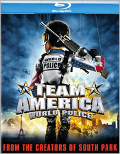 Team America: World Police (Blu-ray Disc)