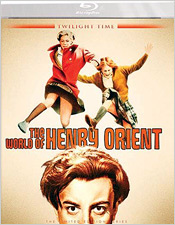 The World of Henry Orient (Blu-ray Disc)